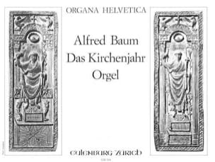 Das Kirchenjahr - Baum - Partition - Orgue - laflutedepan.com