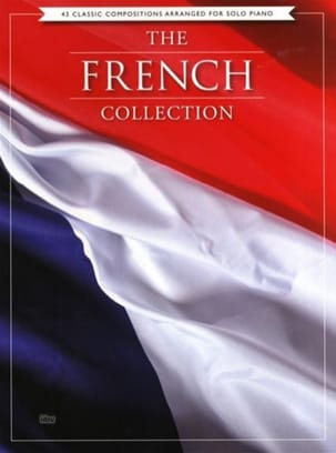 The French Collection Partition Piano - laflutedepan