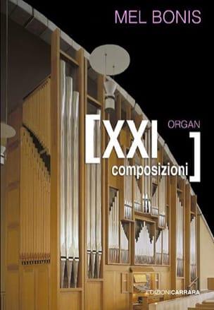 Composizioni Per Organo Mel Bonis Partition Orgue - laflutedepan
