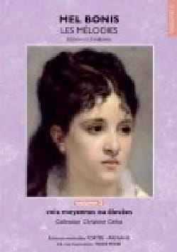 Mélodies. Volume 2 Mel Bonis Partition Mélodies - laflutedepan