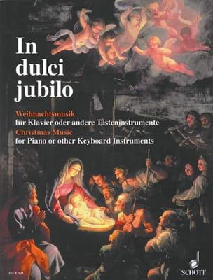 In Dulci Jubilo - Partition - Piano - laflutedepan.com