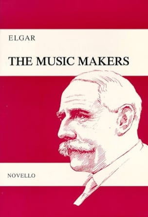 ELGAR - The Music Makers Opus 69 - Partition - di-arezzo.com
