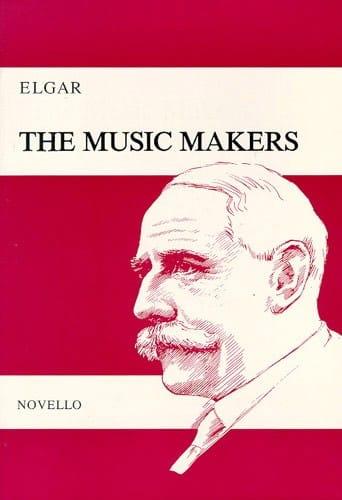 The Music Makers Opus 69 - ELGAR - Partition - laflutedepan.com