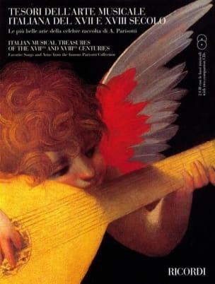 Tesori Dell' Arte Musicale Italiana Del 17 E 18 Secolo + 2 Cd laflutedepan