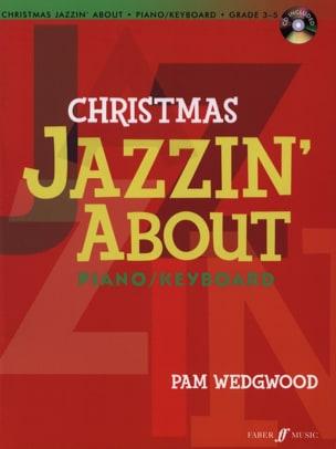 Christmas Jazzin'About avec CD Pamela Wedgwood Partition laflutedepan