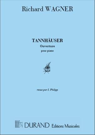 Tannhäuser. Ouverture WAGNER Partition Piano - laflutedepan