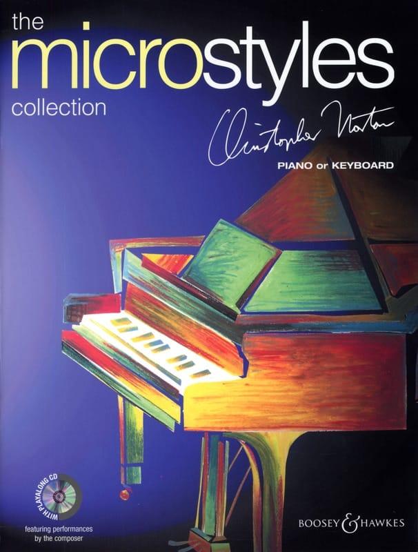 Microstyles Collection - Christopher Norton - laflutedepan.com