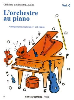 L'orchestre Au Piano Volume C laflutedepan