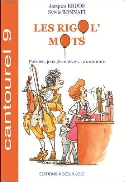 Les Rigol' Mots Erdos Jacques / Sylvie Bonnafi Partition laflutedepan