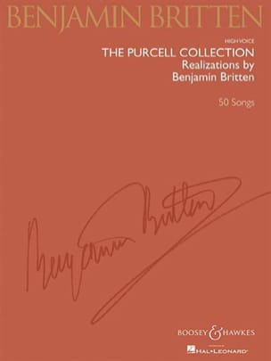 The Purcell Collection. Voix Haute PURCELL / BRITTEN laflutedepan