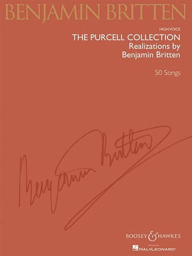 The Purcell Collection. Voix Haute - laflutedepan.com