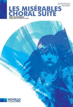 Les Misérables. Suite Chorale Claude-Michel Schönberg laflutedepan