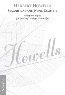 Magnificat and Nunc Dimitis King's College, Cambridge - laflutedepan.com