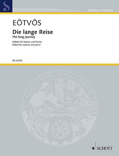 Die lange Reise. Der Goldene Drache - Peter Eötvös - laflutedepan.com
