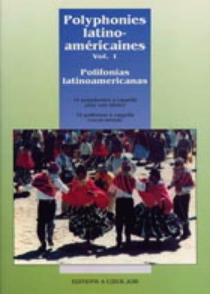 Polyphonies Latino-Américaines Volume 1 - laflutedepan.com