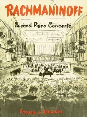 Second Piano Concerto - Serguei Rachmaninov - laflutedepan.com