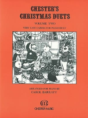 Chester's Christmas Duets Vol 2 Partition Piano - laflutedepan