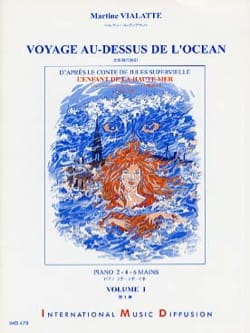 Voyage Au Dessus de L'océan Volume 1. 6 Mains laflutedepan