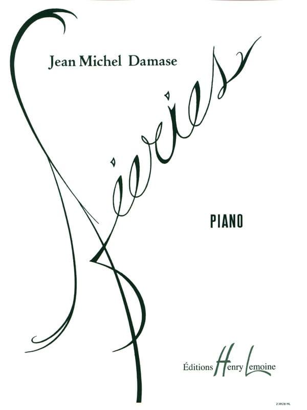 Fééries Opus 38 - Jean-Michel Damase - Partition - laflutedepan.com