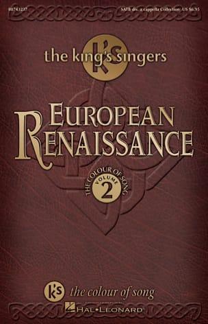 European Renaissance Volume 2 Partition Chœur - laflutedepan