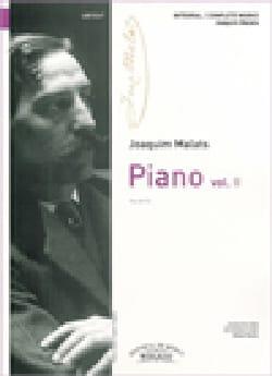 Piano. Volume 2 Joaquim Malats Partition Piano - laflutedepan