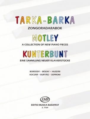 Tarka-Barka. Partition Piano - laflutedepan