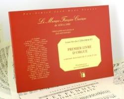 Louis-Nicolas Clérambault - 1st Organ Book - Partition - di-arezzo.co.uk