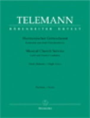 Harmonischer Gottendienst Volume 2. Voix Haute - laflutedepan.com