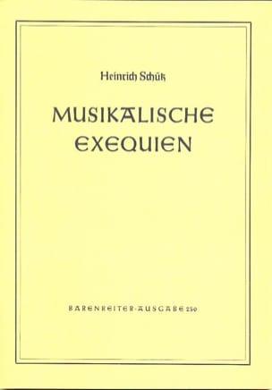 Musikalische Exequien für gemischten Chor und Basso continuo laflutedepan