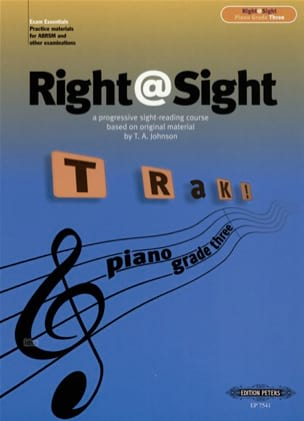 Right@Sight: Piano Grade 3 - Divers - Partition - laflutedepan.com