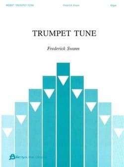 Trumpet Tune - Frederick Swann - Partition - Orgue - laflutedepan.com