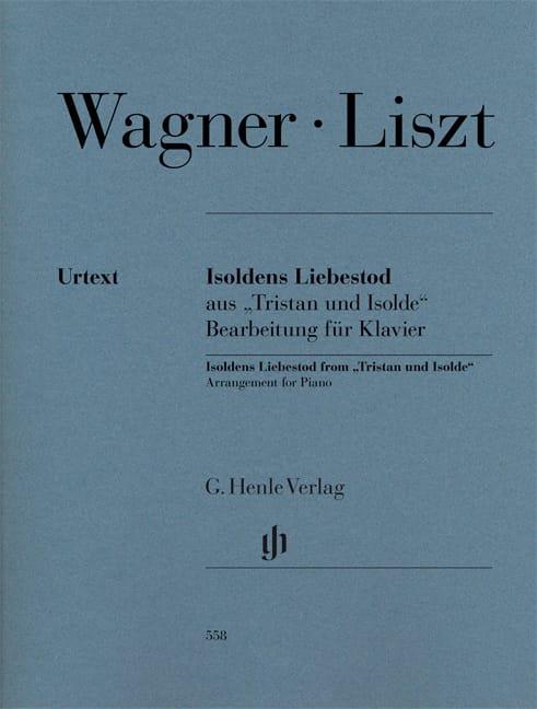Isoldens Liebestod - Wagner Richard / Liszt Franz - laflutedepan.com