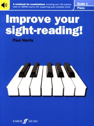 Improve Your Sight-Reading Grade 1 Paul Harris Partition laflutedepan