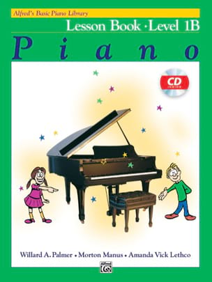 Lesson Book Level 1B - ALFRED - Partition - Piano - laflutedepan.com