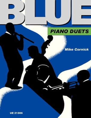 Blue 4 Mains Mike Cornick Partition Piano - laflutedepan
