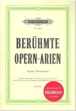 Berühmte Opern-Aria Sop / Mezzo Partition Opéras - laflutedepan