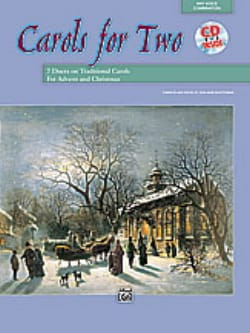 Carols For Two Partition Duos - laflutedepan