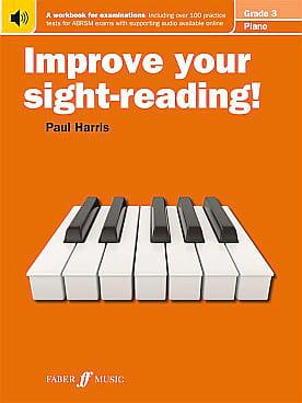 Improve Your Sight-Reading Grade 3 - Paul Harris - laflutedepan.com