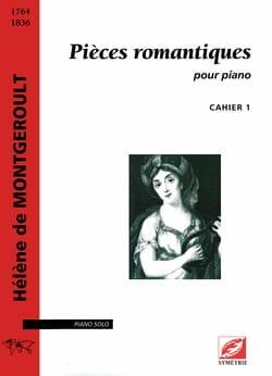 Pièces Romantiques Volume 1 Hélène de Montgéroult laflutedepan