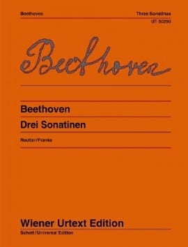 BEETHOVEN - Partition - di-arezzo.co.uk
