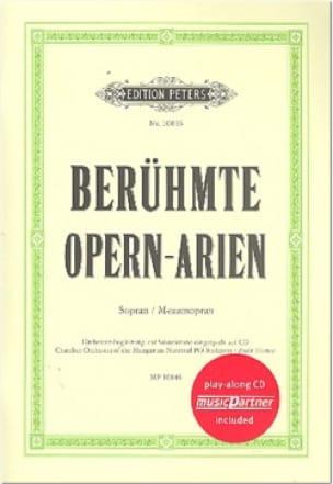 Berühmte Opern-Aria Sop / Mezzo - Partition - laflutedepan.com