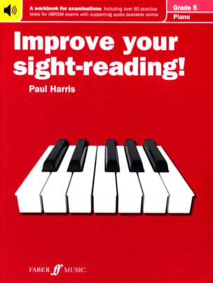 Improve Your Sight-Reading Grade 5 Paul Harris Partition laflutedepan