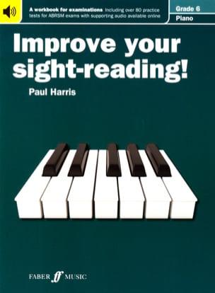 Improve Your Sight Reading Grade 6 Paul Harris Partition laflutedepan