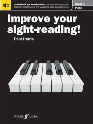 Improve Your Sight Reading Grade 8 Paul Harris Partition laflutedepan