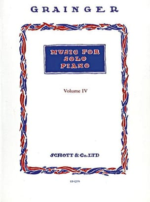 Music For Solo Piano Volume 4 - laflutedepan.com
