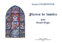 Pierres de Lumière. CHARPENTIER Partition Orgue - laflutedepan