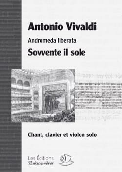 VIVALDI - Sovvente it sole. Andromeda liberata - Partition - di-arezzo.co.uk