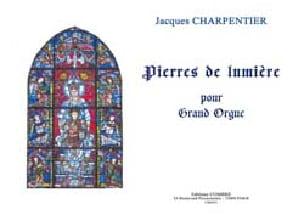 Pierres de Lumière. - CHARPENTIER - Partition - laflutedepan.com
