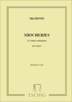 Miocheries Mel Bonis Partition Piano - laflutedepan