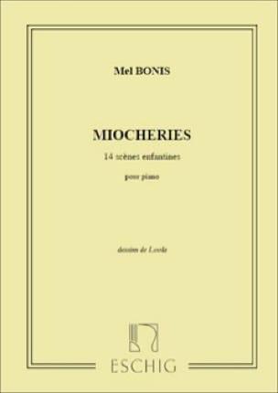 Miocheries - Mel Bonis - Partition - Piano - laflutedepan.com